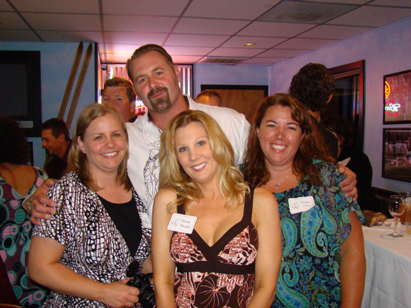 Amy, Marty, Susan and Shawnna